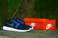 "Кроссовки Nike Roshe Run Hyperfuse ""Midnight Navy"", фото 1"