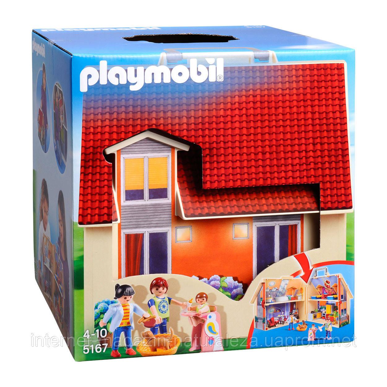 Кукольный дом Playmobil