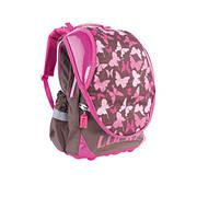 Школьный рюкзак с ортопедической спинкой LUCKY