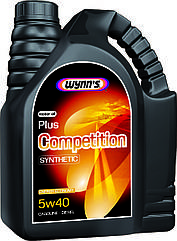 Моторное масло Wynn's Plus Competition 5W-40 4л