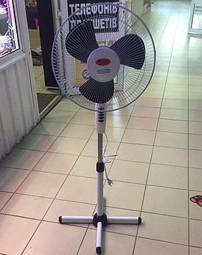 Напольный вентилятор WIMPEX WX-1611 вентилятор бытовой напольный вентилятор, фото 2