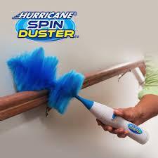 Электрическая щетка для уборки пыли Hurricane Spin Duster, фото 2