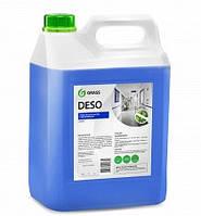 Клининговое средство для чистки и дезинфекции Deso 5 кг Grass