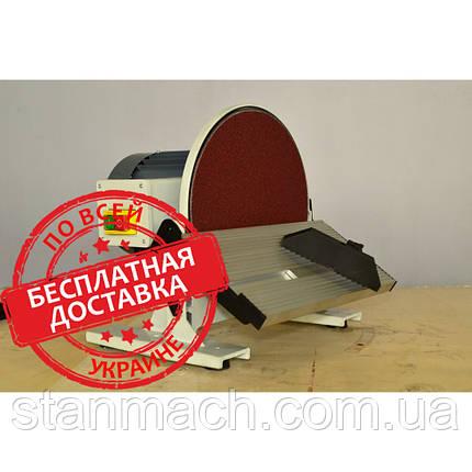 FDB Maschinen MM550 дисковый шлифовальный станок по дереву, фото 2
