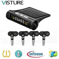 Система контроля давления и температуры в шинах VISTURE TPMS внутренние датчики