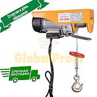 Таль электрическая 125/250 кг 220 В, электрическая таль 125/250, электрическая таль РА, таль РА, фото 1