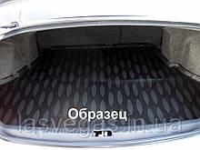Ковер багажника Volkswagen Polo sed 2010-