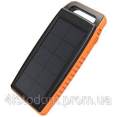 Внешний аккумулятор RavPower Power Bank Outdoor Solar Charger 15000mAh Black/Orange (RP-PB003)