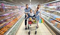 Вентиляція супермаркетів