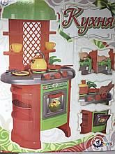 Игровой набор Кухня с посудой