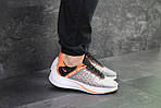 Мужские кроссовки Nike EXP-X14 (серо-оранжевые), фото 2