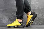 Мужские кроссовки Nike EXP-X14 (желто-черные), фото 3