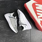 Мужские кроссовки Nike EXP-X14 (серо-белые), фото 4