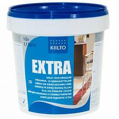 """Клей для пола и стен KIILTO """"EXTRA"""" (1 л)"""