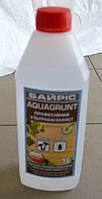 Ультрабиозащита для обработки  древесины Aquagrunt Байрис  1 л