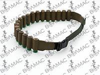 Ремень - бандольера для патронов  12 к , 20 патронов, фото 1