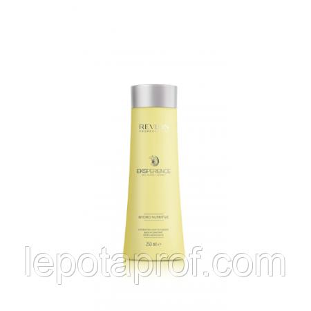 Шампунь д/увлажнения, питания волос Revlon Eksperience Hydro Nutritive Hydrating Hair Cleanser ,250мл