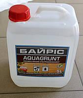 Ультрабиозащита для обработки  древесины Aquagrunt Байрис   5 л
