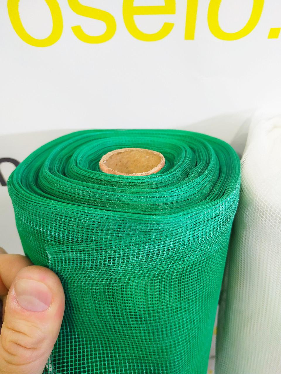 """Москитная сетка в рулоне """"Panda"""" 1.5 х 50м (75 м2). Нейлон. Белая, зеленая, синяя"""