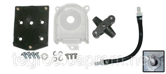 Рем. комплект к дозационному насосу вкл. шланг, корпус, ротор и монтажная пластина