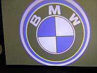 Підсвітка дверей BMW (штатна, без сверління дверей)