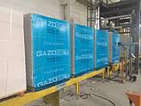 Газоблок Gazobet D500 стеновой паз-гребень (300*240*600), фото 2