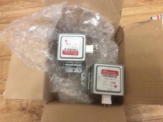 Магнетрон для микроволновой печи LG 2M213-01TAG (Оригинал), фото 2