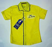 Рубашка-шведка  для мальчика рост 86-98 см