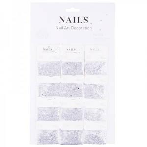 Конфетті-паєтки для декору нігтів Nails №318(6-81)