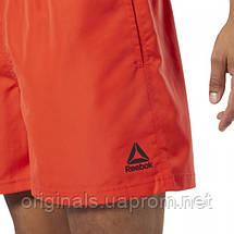 Пляжные шорты Reebok Basic Boxer Shorts DU4013  , фото 2
