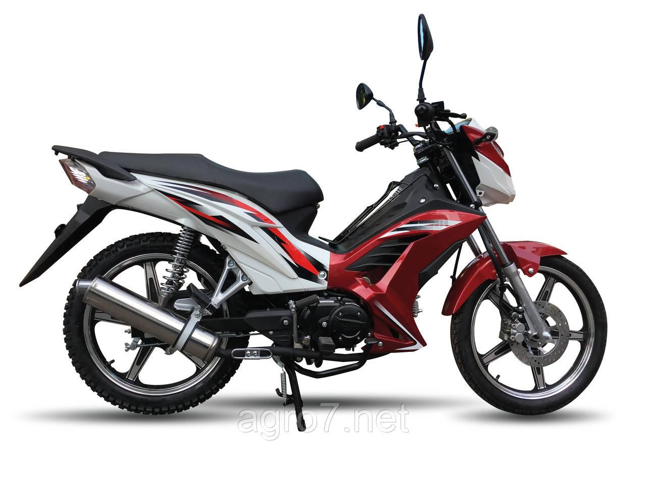 Мотоцикл с доставкой Spark SP125С-3WQ (Актив)
