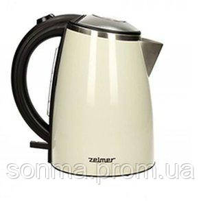 Чайник ZELMER CK 1020 CREAM