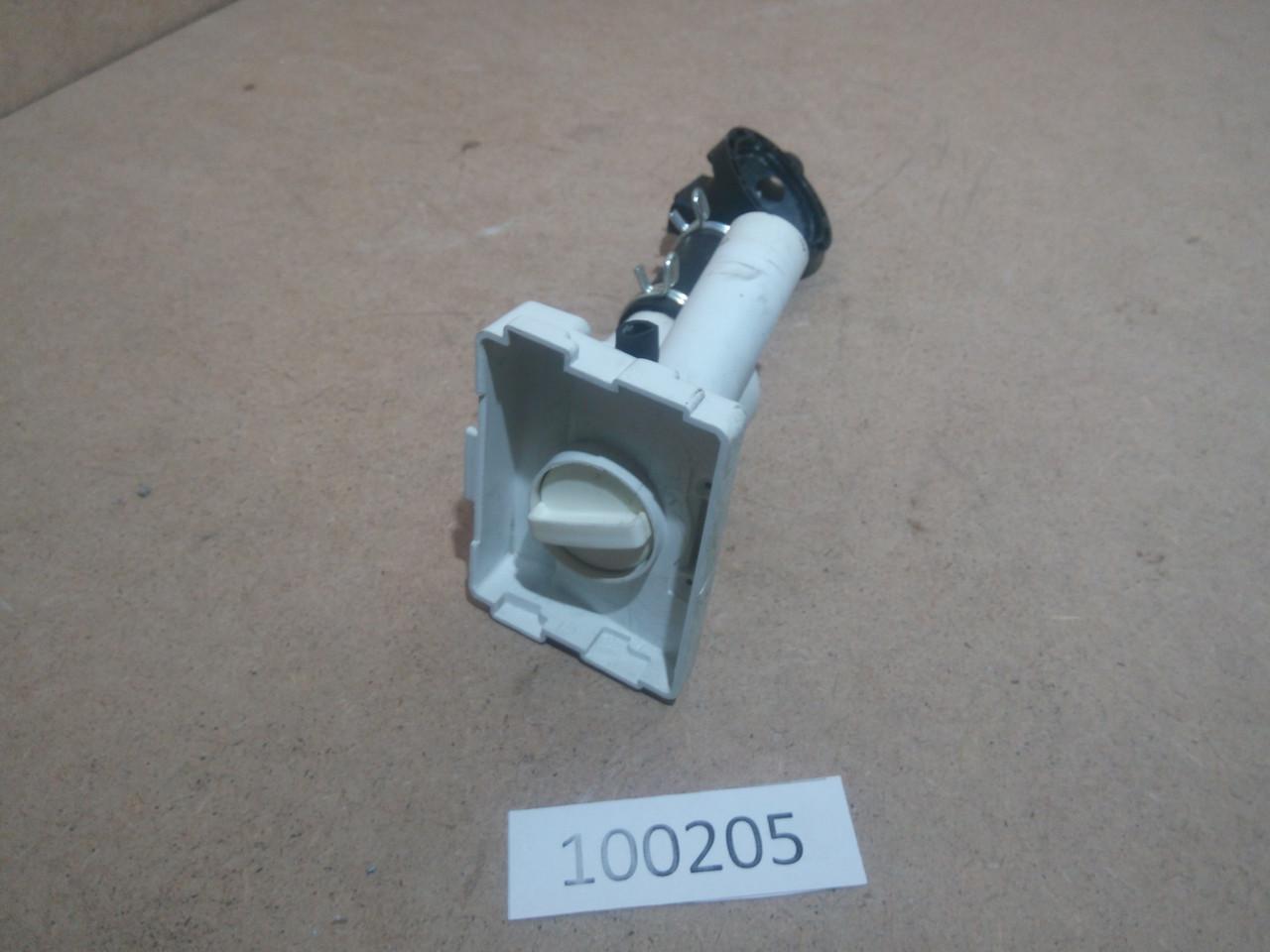Корпус фильтра насоса (улитка) с пробкой  ARDO SED1010  Б/У