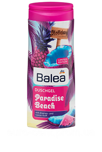 Гель для душа Dusche Paradise Beach