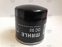 Фильтр масляный Chevrolet Lacetti, Aveo 1,5. 1,6. Daewoo lanos 1,5.1,6. MAHLE (Германия)