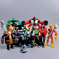 Игровой набор с героями BEN 10