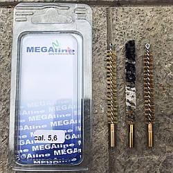 Набор ершей для чистки оружия MegaLine 5.6 мм