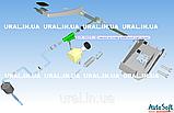 Циліндр зчеплення головний в зборі 5320-1602510-10 (пр-во КАМАЗ), фото 2