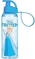 Бутылка спортивная Herevin Disney Frozen 500 мл Голубая с рисунком (psg_UK-161414-070)