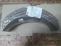Накладки задних колодок  ЗИЛ 5301 Фритекс
