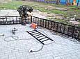 Установка забора из профнастила в Одессе, фото 5