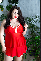 Женский купальник-платье раздельный, с 48-98 размер