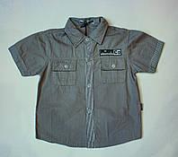 Рубашка-шведка  для мальчика рост 110-116 см, фото 1