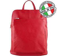 Кожаный женский рюкзак (Италия) Bottega Carele