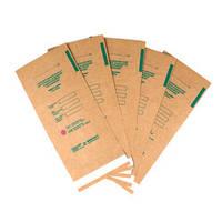 Крафт-пакет для паровой и воздушной стерилизации 75х150 мм, 100шт