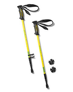 Трекинговые палки Eddie Bauer Trekking Poles Yellow