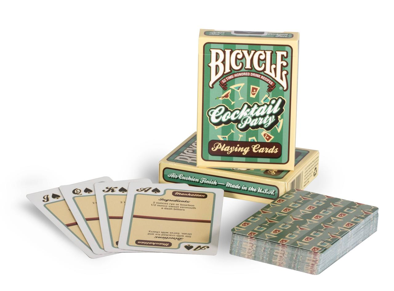 Карти гральні   Bicycle® Cocktail Party