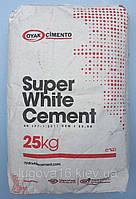 Белый цемент М-500, 25 кг Турция, фото 1