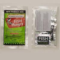 Оригинал! Активатор клева Фиш Хангри, Fish Hungry активатор клева, прикормка для рыб фиш хангри