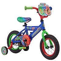 """Велосипед дитячий 12"""" Dino Bikes PJ Masks Герої в масках"""